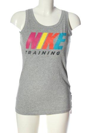 Nike Tanktop meliert Casual-Look
