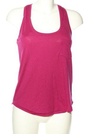Nike Tanktop pink Casual-Look