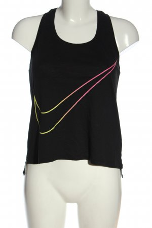 Nike Tanktop Motivdruck Casual-Look