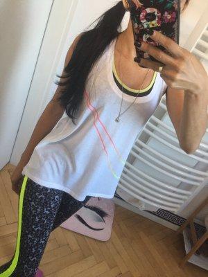 NIKE Tanktop Sportsshirt Fitness Laufen Top Shirts Gr:XS
