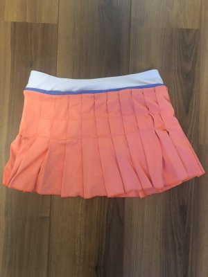 Nike Tennisrock Koralle/blaulila