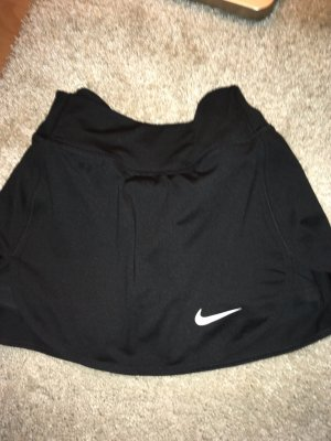 Nike Pantalón corto deportivo negro-blanco