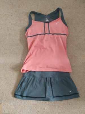 Nike Sports Tank pink-khaki