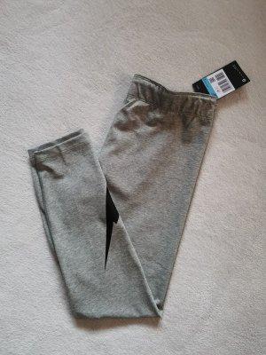 Nike tight fit Leggins Leggings M 38 NEU grau schwarz Hose