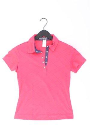 Nike Top Größe 34 pink aus Polyester