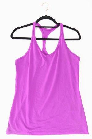 Nike Top Größe L lila