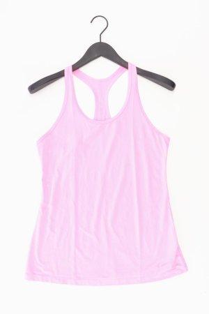 Nike Top Größe L pink aus Polyester