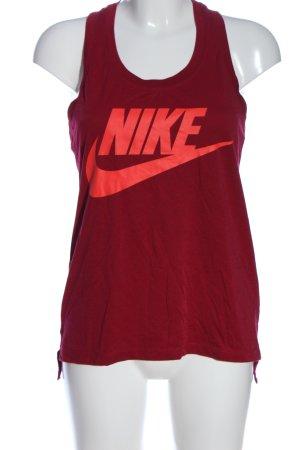 """Nike Trägertop """"Nike Women's Signal Logo Tank Top"""" rot"""