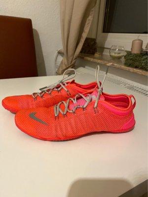 Nike Sneakers met veters zalm-paars
