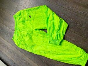 Nike pantalonera verde neón