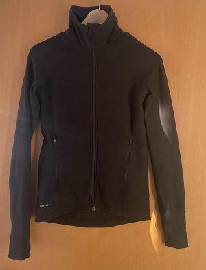 Nike Trainingsjacke in schwarz Gr. S