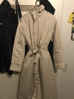 Nike - Trenchcoat In Creme