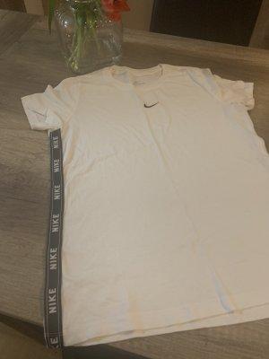 Nike T-Shirt black-white
