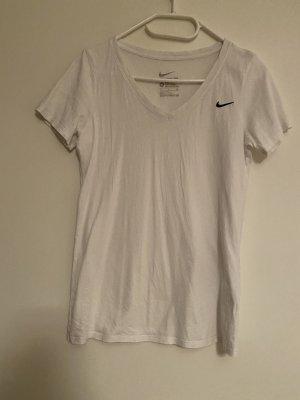 Nike Tshirt mit V-Ausschnitt