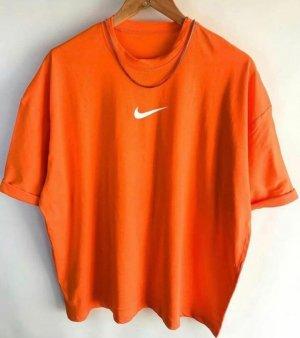 Nike tshirt Orange