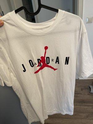 Air Jordan T-shirt multicolore