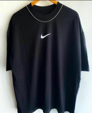 Nike tshirt schwarz