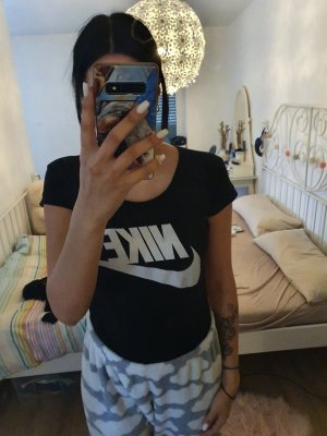 Nike Tshirt schwarz Xs/S