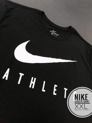 Nike Tshirt xxl Athlete Sport gym 90s vintage Fitness crossfit Sport Sportsgeist air sneaker