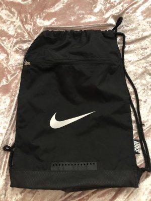 Nike Sports Bag black-white