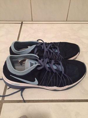 Nike Lace-Up Sneaker light blue-dark blue