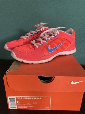 Nike Turnschuhe Sneakers neon pink