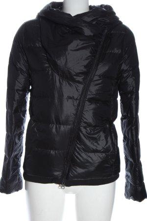 Nike Übergangsjacke schwarz Steppmuster Casual-Look