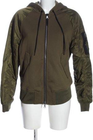 Nike Übergangsjacke khaki Casual-Look