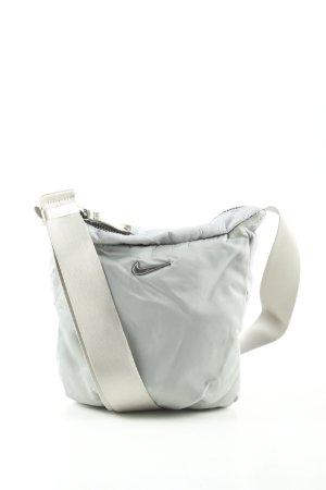 Nike Sac bandoulière gris clair style décontracté
