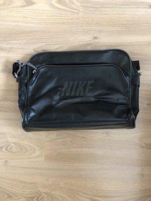 Nike Umhängetasche schwarz grau
