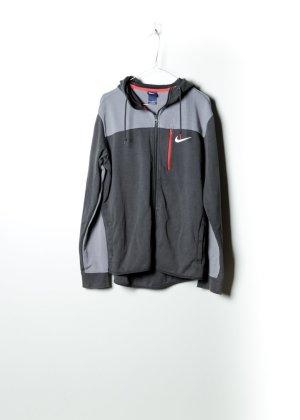 Nike Unisex Kapuzenpullover in Grau