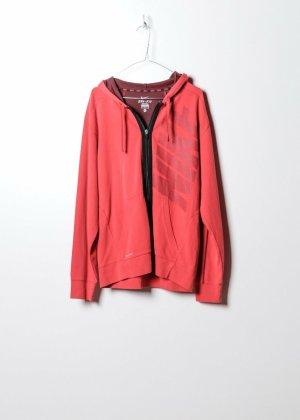 Nike Unisex Kapuzenpullover in Rot