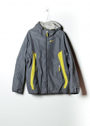 Nike Unisex Outdoor Jacke in Grau