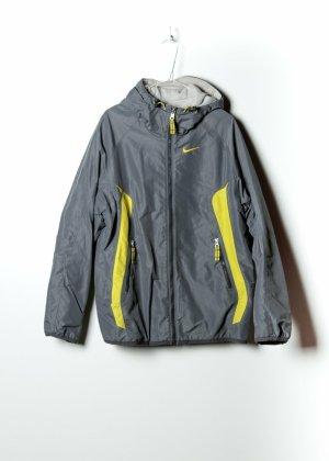 Nike Unisex Outdoor Jacke in Grau
