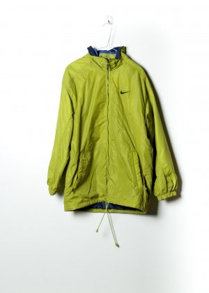 Nike Unisex Outdoor Jacke in Grün