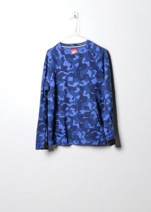 Nike Unisex Sweatshirt in Blau