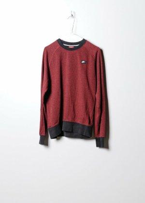 Nike Unisex Sweatshirt in Rot