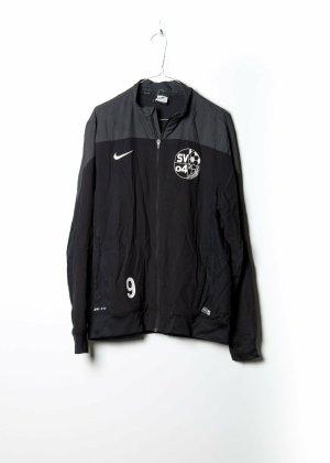 Nike Unisex Trainingsjack in Schwarz