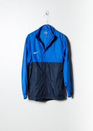 Nike Unisex Windbreaker in Blau