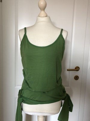 Nike wandelbares Tanz Shirt grün
