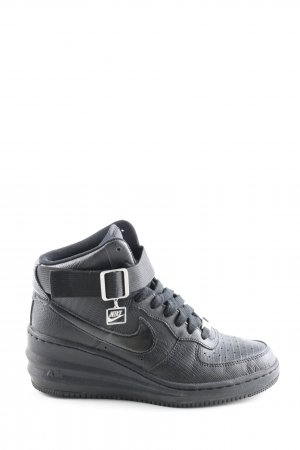 Nike Wedge Sneaker schwarz Casual-Look