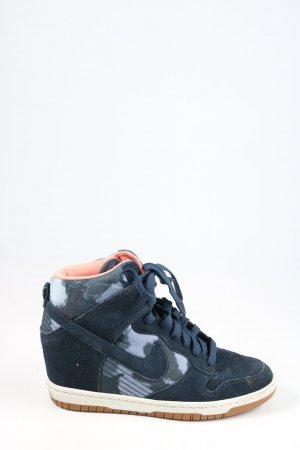 Nike Wedge Sneaker black-light grey casual look