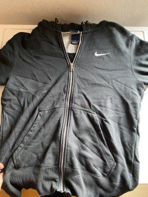 Nike Gilet à capuche gris foncé