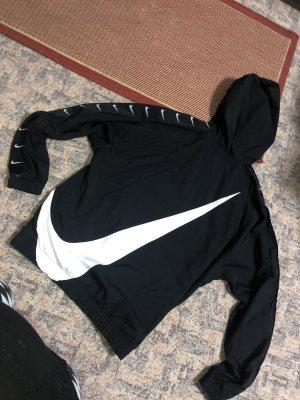 Nike Coupe-vent noir-blanc
