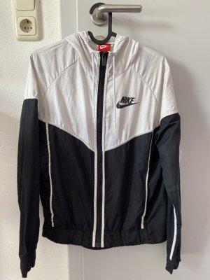 Nike Windjack zwart-wit