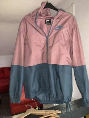 Nike Veste mi-saison rose-gris