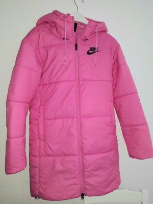 Nike Płaszcz zimowy różowy
