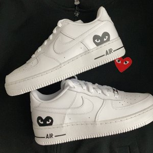 Nike wir force 1 custom CDG