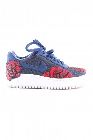 Nike WMNS AIR FORCE 1 UPSTEP LX *FLORAL SEQUIN*