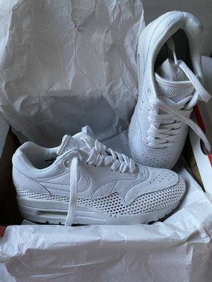 Nike Wmns Air Max 1 SI - White/White-Vast Grey 38
